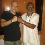 NIck Sasquash meet's the legendary Horace Andy!