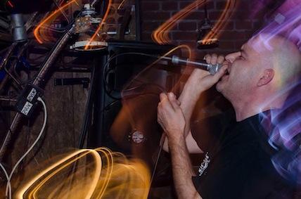 OSS @ Cross Club Prague / Sasquash on mic<br /> OCT 2013