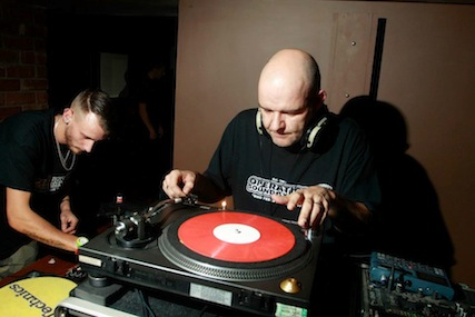 Preston Roots session Sep 2013 - Red dubplate ah run!