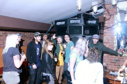 Roots crowd preston :-)