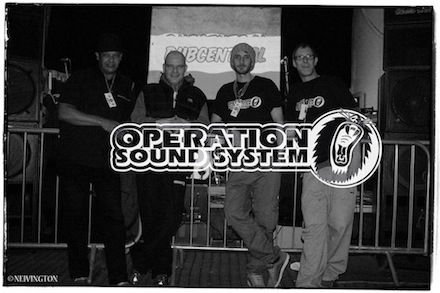 OSS full crew, left to right: Daddy Teacha, Sasquash, Krafty PK, Driod.
