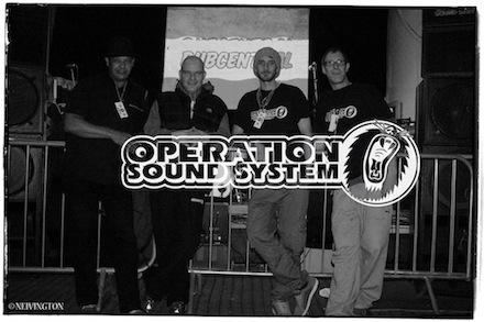 OSS full crew, left to right: Daddy Teacha, Sasquash, Krafty PK, Driod.